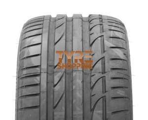 BRIDGESTONE POTENZA S001 245/40 R17 91 W RFT* - E, C, 3, 72dB RUN ON FLAT